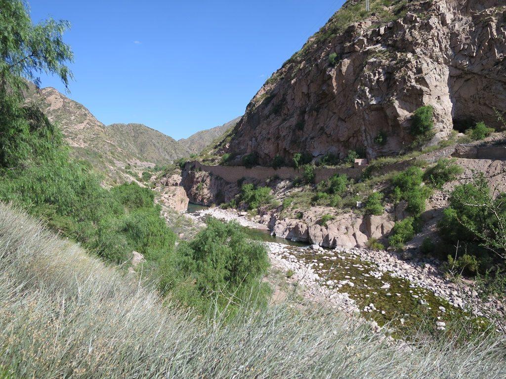 Hinterland Mendoza