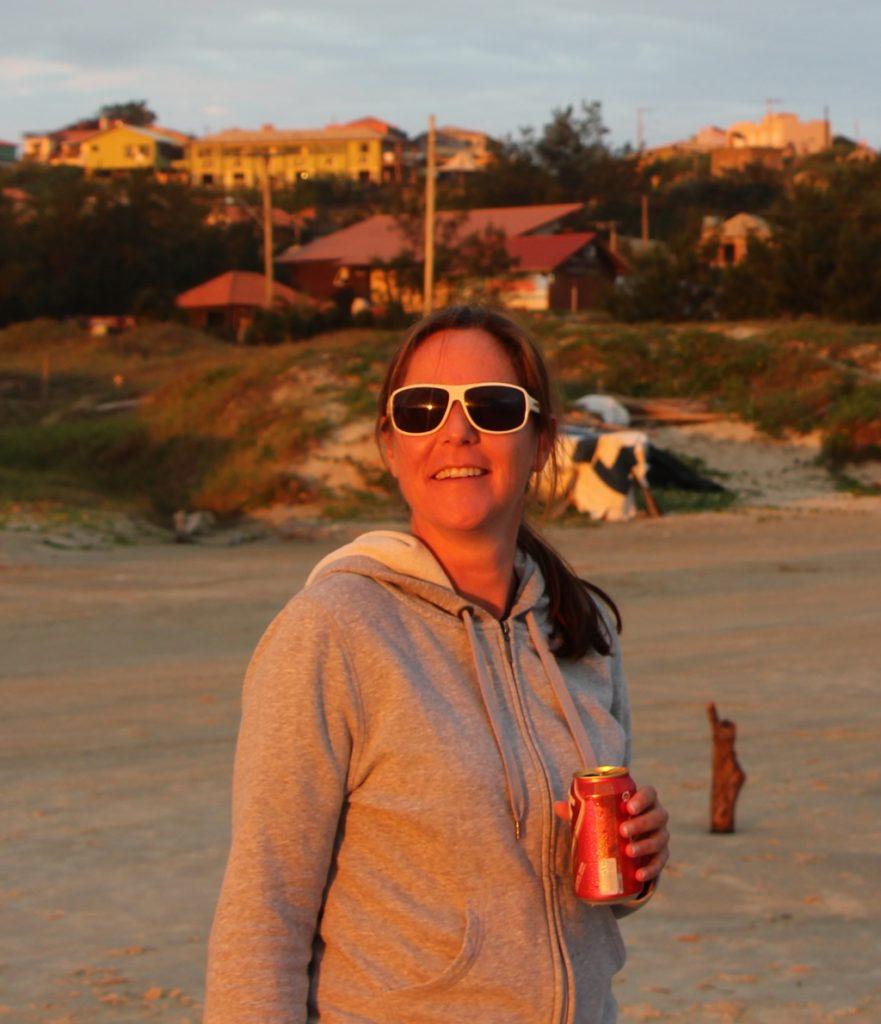 Praia da Teresa - Surferstrand