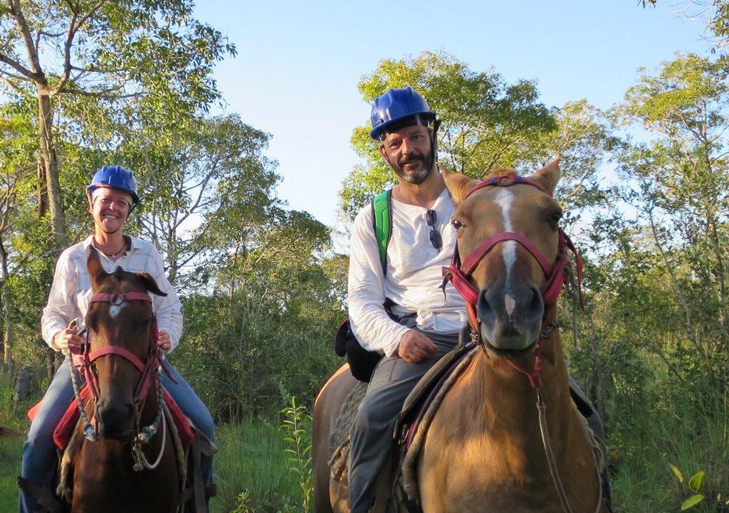 Pantanal - Reitausflug
