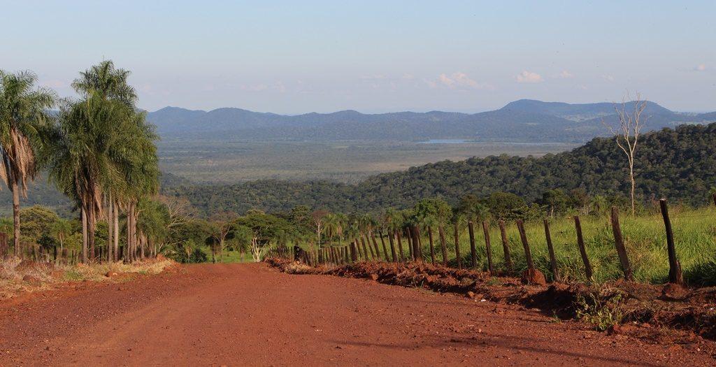 Pantanal - Weg nach Corumba