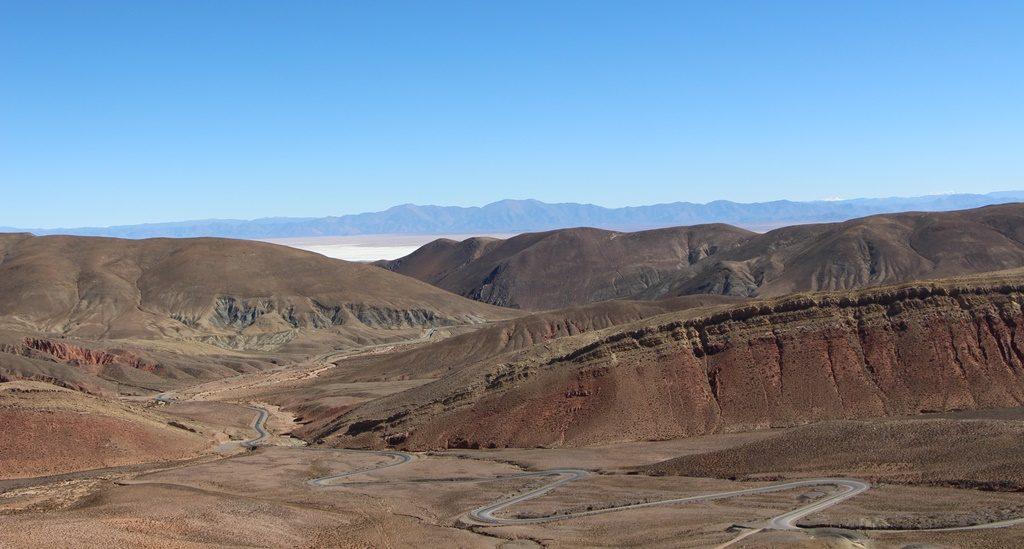 Paso Jama - Salinas Grandes