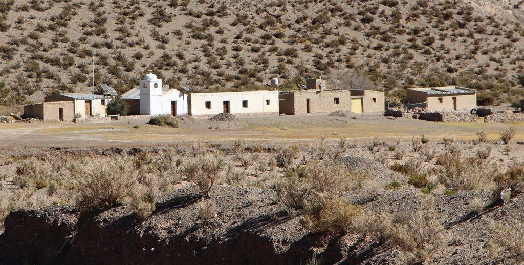 Paso Jama - Das Dorf Tres Mores