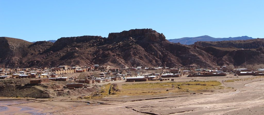 Paso Jama - Susques 3600 M.ü.M.