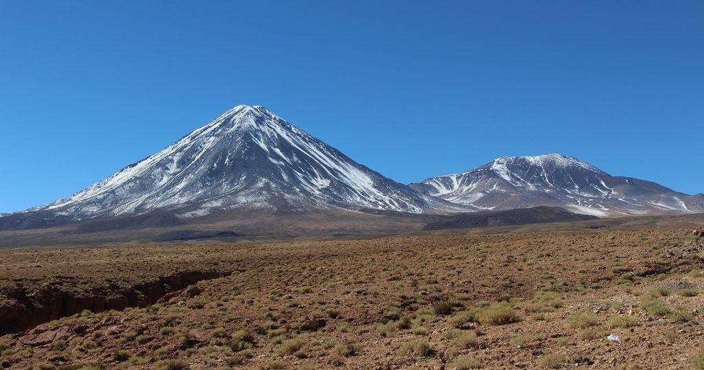 Paso Jama - Vulkan Licancabur (5916 M.ü.M.)