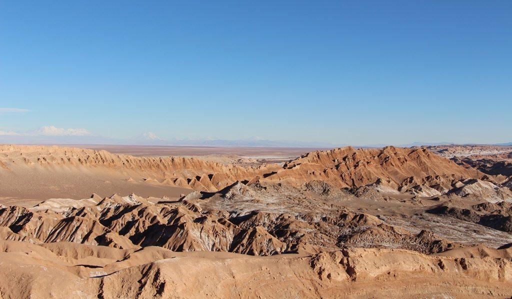 Atacama - Valle de Luna