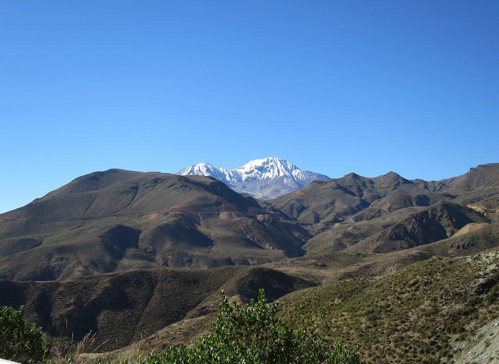 Putre - auf dem Weg nach Bolivien