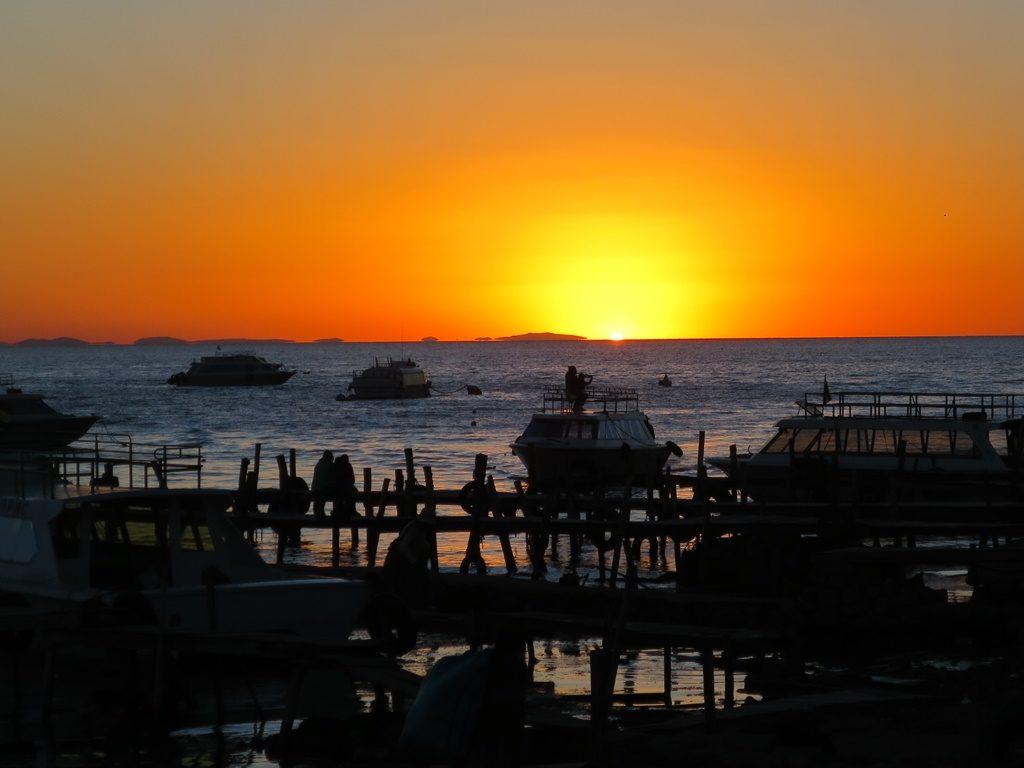 Titicacasee - Copacabana