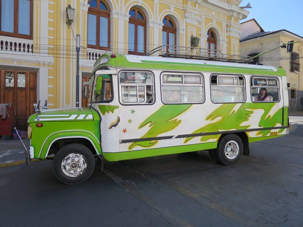 La Paz - Schnaufbus
