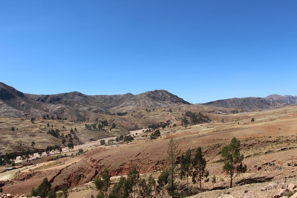Vulkan Krater Maragua