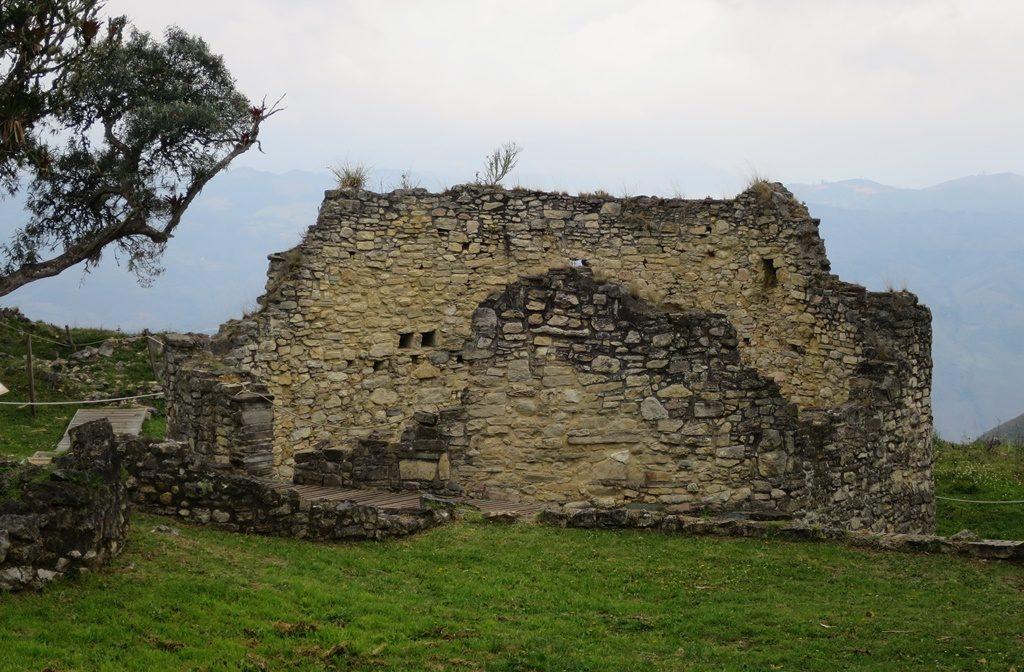 Kuelap-Ruinen