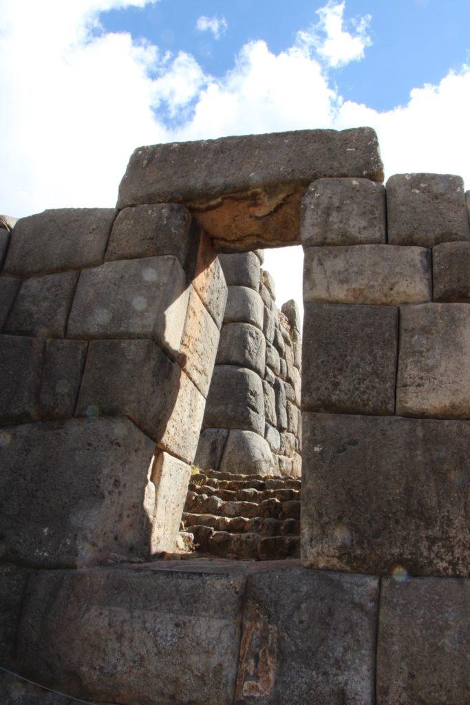 Cusco - Saqsaywaman Ruinen