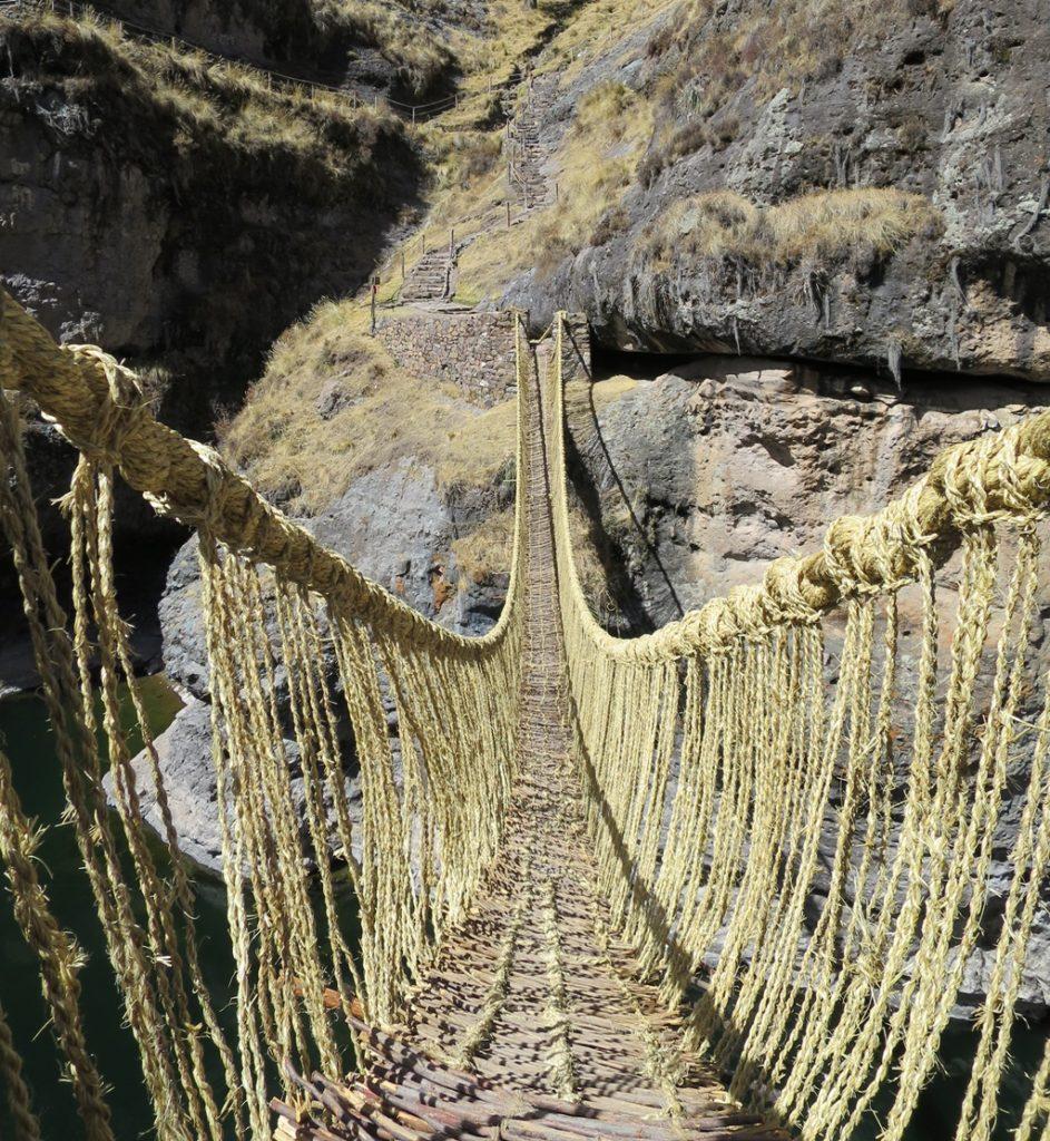 Inka Brücke