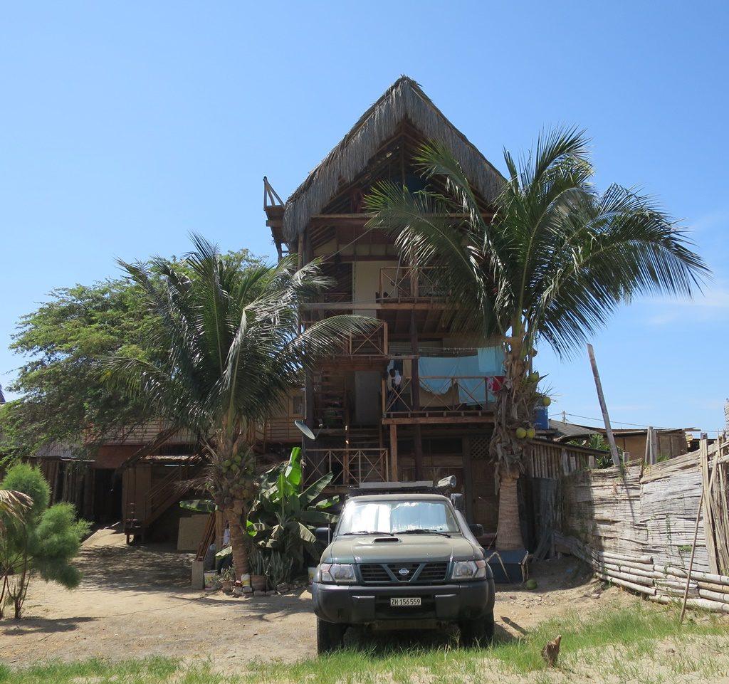 Unser Zuhause in Mancora