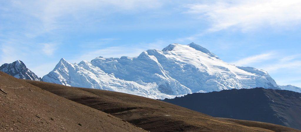 Aussicht auf den Ausangate (6384 M.ü.M.) - Rainbow Mountain
