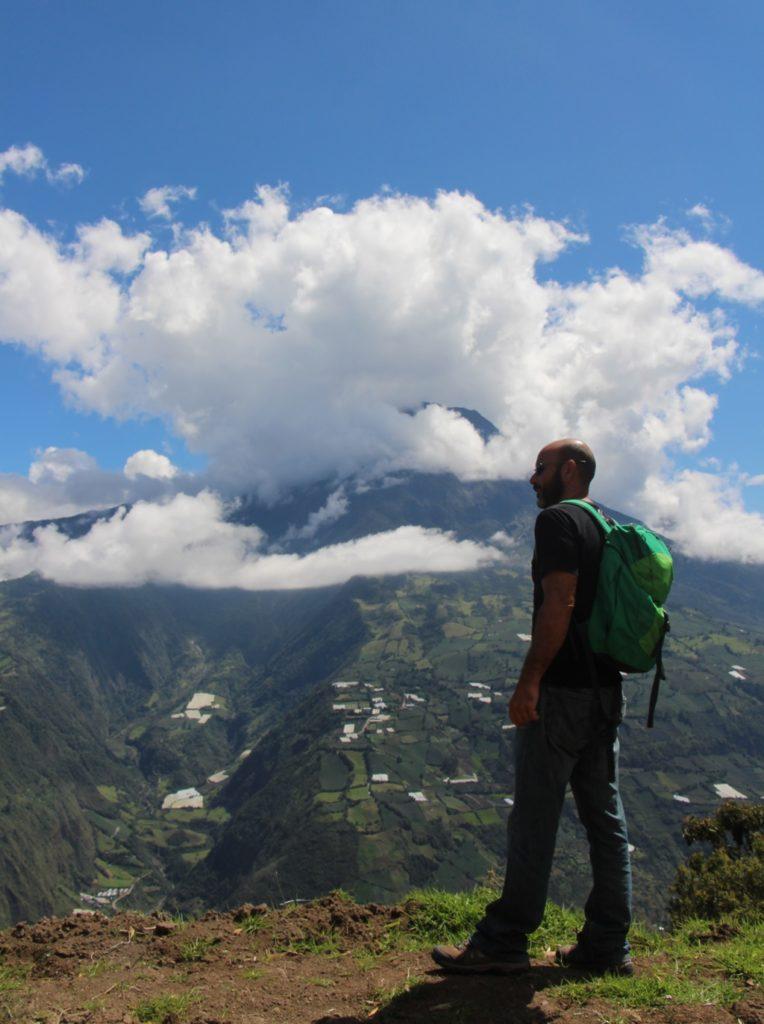 Baños – Vulkan Tungurahua 5023 M.ü.M.