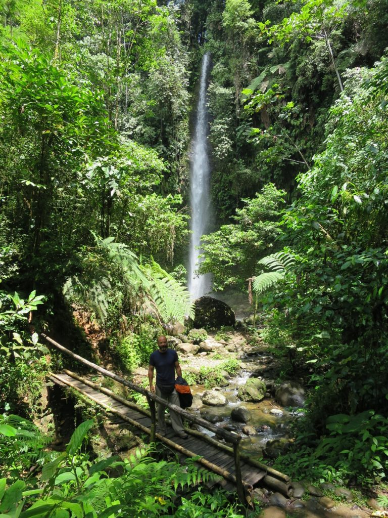 Ruta de las Cascadas nach Puyo