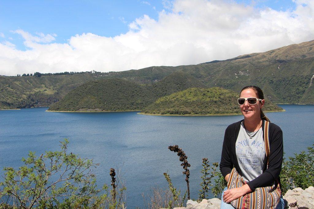 Lagune Cuychocha