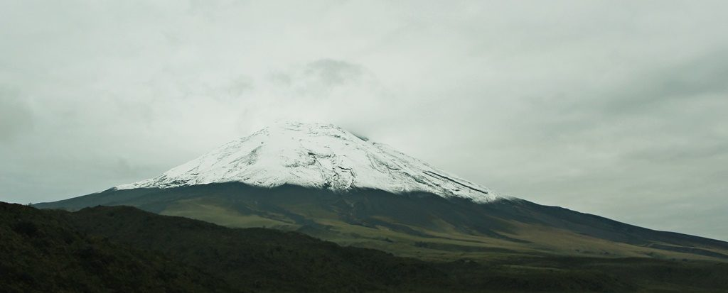 Vulkan Cotopaxi 5897 M.ü.M.