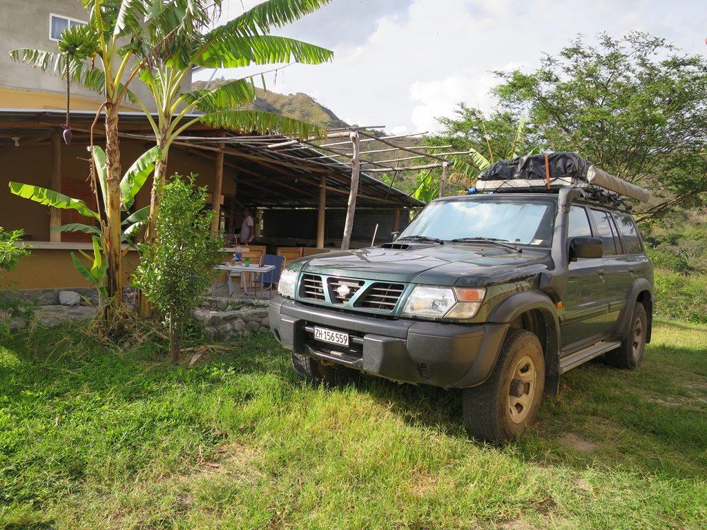Camping in Vilcabamba