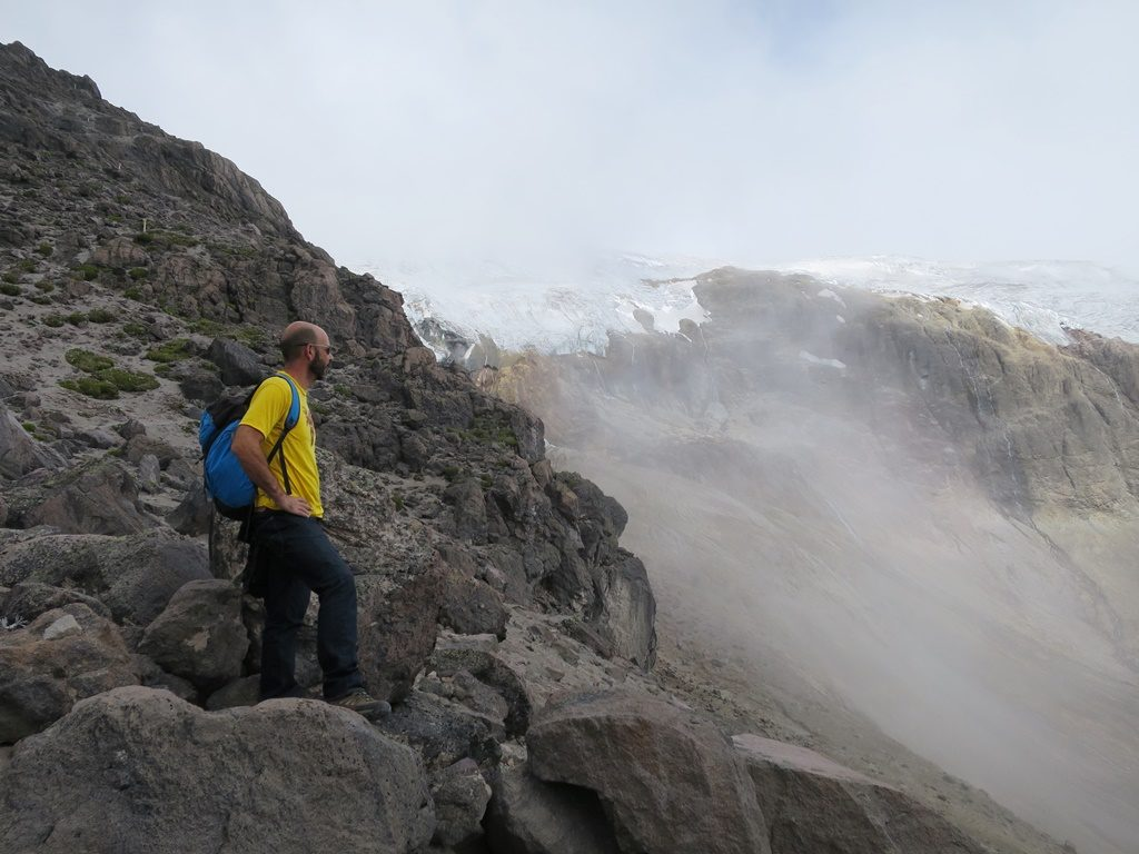 Vulkan Cayambe 5790 M.ü.M.