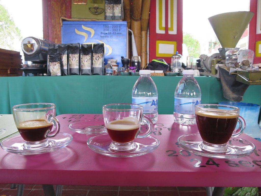 Manizales Kaffeeregion