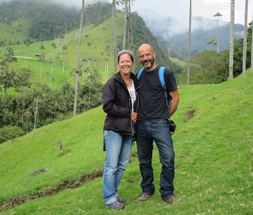 Valle de Cocora (Wachspalmen)
