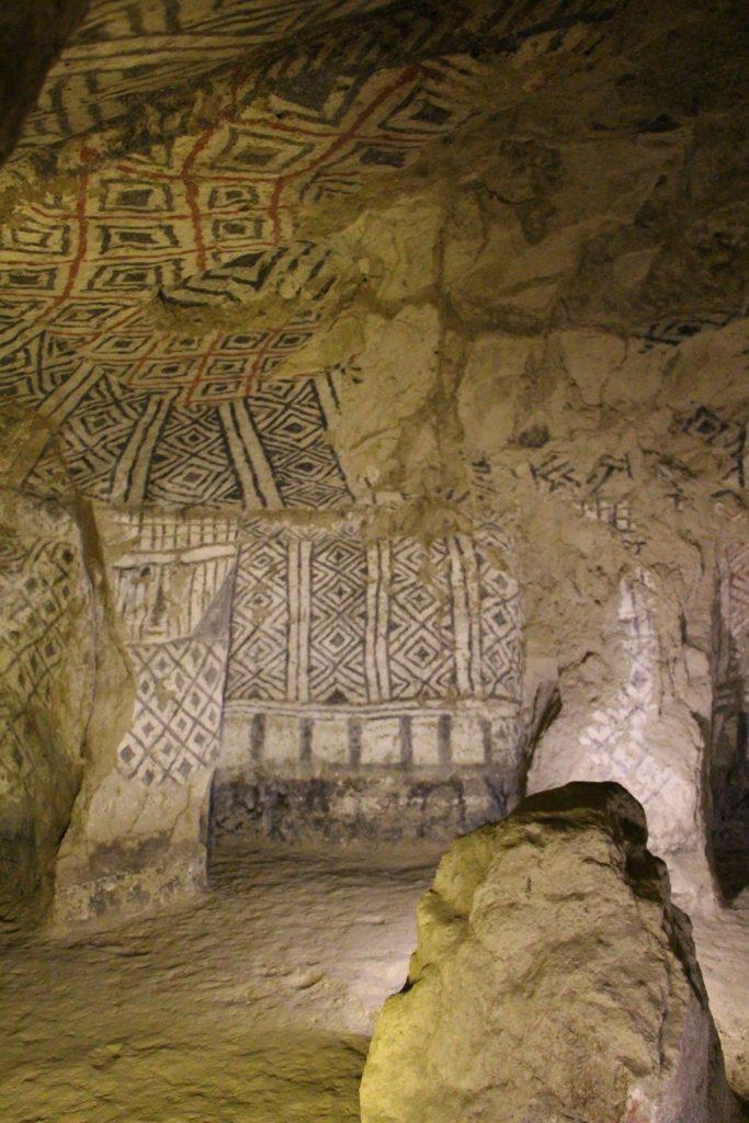 Tierradentro (Höhlen-Gräber)