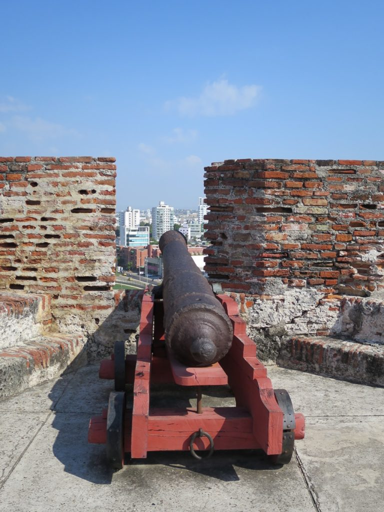 Castillo San Felipe / Cartagena