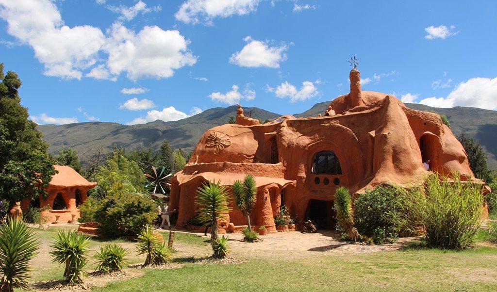 Terracota Haus in Villa de Leyva